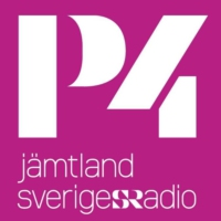 Logo of radio station P4 Jämtland