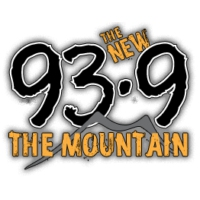 Logo of radio station KMGN The Mountain