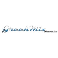 Logo of radio station Greek Mix