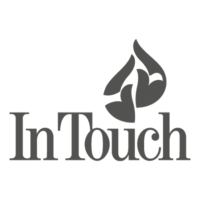 Logo of radio station In Touch Ministries