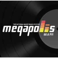 Logo of radio station Megapolis FM