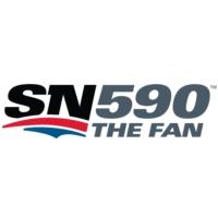 Logo of radio station Sportsnet 590 The FAN