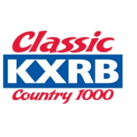 Logo of radio station KXRB Today's Country 1000