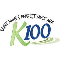 Logo of radio station K100