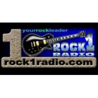 Logo of radio station Rock 1 Radio