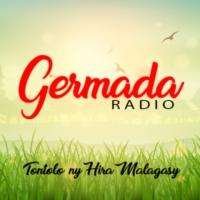 Logo of radio station GERMADA RADIO