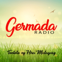 Logo of radio station GERMADA RADIO