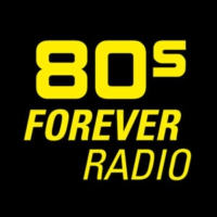 Logo de la radio 80s Forever - We Keep The 80s Alive
