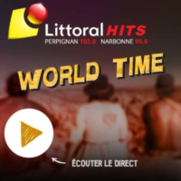 Logo de la radio LITTORAL WORLD