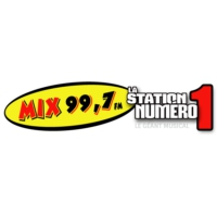 Logo of radio station MIX 99.7
