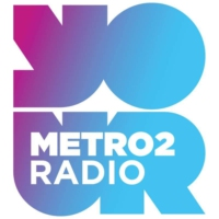 Logo of radio station Metro 2 Radio