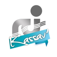 Logo of radio station RCI KASSAV'