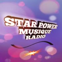 Logo of radio station STAR POWER MUSIQUE