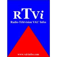 Logo of radio station RVi Radio VAL' Infos