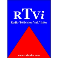 Logo of radio station RVi Radio VAL' Infos