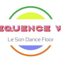 Logo of radio station frequence web