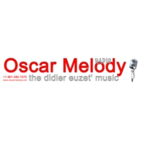 Logo of radio station Oscar Melody Radio