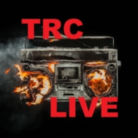Logo of radio station TRC LIVE