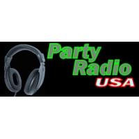 Logo of radio station Party Radio USA