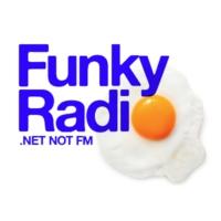 Logo de la radio Funky Radio