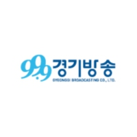 Logo of radio station KFM 경기방송 99.9