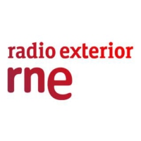 Logo of radio station RNE Radio Exterior