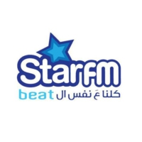 Logo of radio station Star FM UAE