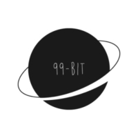 Logo of radio station 99bit