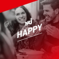 Logo de la radio Energy - Happy