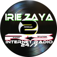 Logo of radio station Irie Zaya Reggae Radio Station