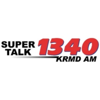 Logo de la radio Super Talk KRMD AM