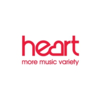 Logo of radio station Heart Radio - Milton Keynes