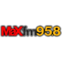 Logo of radio station Max FM 95.8