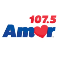 Logo of radio station XHOM Amor 107.5
