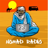 Logo of radio station Nomad Radio