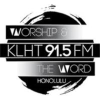 Logo of radio station KLHT 91.5 FM
