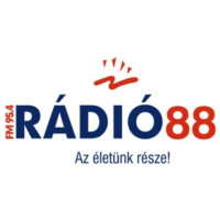 Logo of radio station Rádió 88