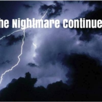 Logo de la radio The Nightmare Continues