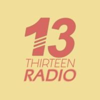 Logo of radio station Thirteen-Radio