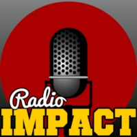 Logo of radio station Radio Impact