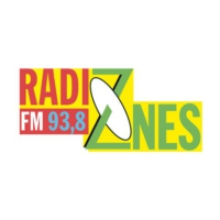 Logo of radio station Radio Zones 93.8 FM