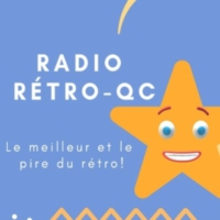 Logo of radio station Retro-Qc