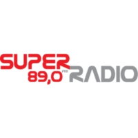 Logo of radio station Super Radio 89 FM