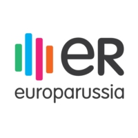 Logo of radio station EuropaRussiaRadio