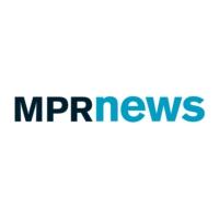 Logo of radio station MPR News