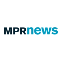 Logo of radio station MPR News