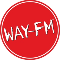 Logo of radio station KAWA WAY-FM
