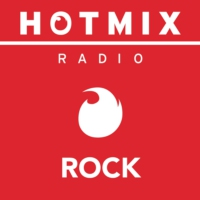Logo of radio station Hotmixradio Rock