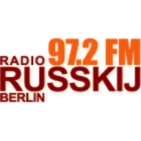 Logo of radio station Radio Russkij Berlin