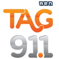 Logo of radio station TAG 91.1